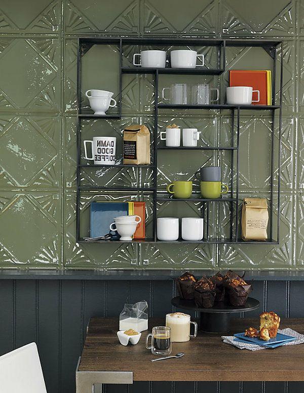 Wanddeko fürs Esszimmer \u2013 coole Wandgestaltung für Ästheten