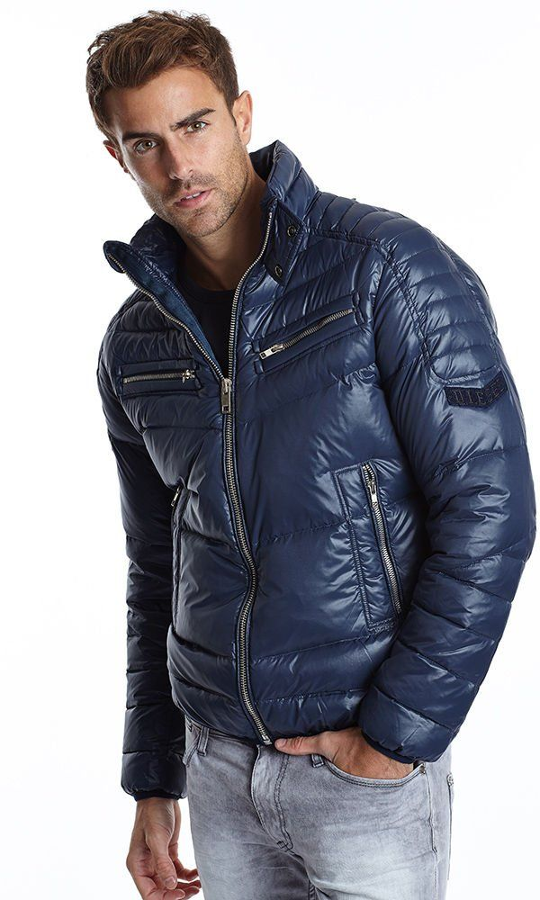 Diesel Men's Wijay Jacket, Midnight/Blue, Small | Menswear - Winter Looks |  Pinterest | Midnight blue, Diesel and Man style