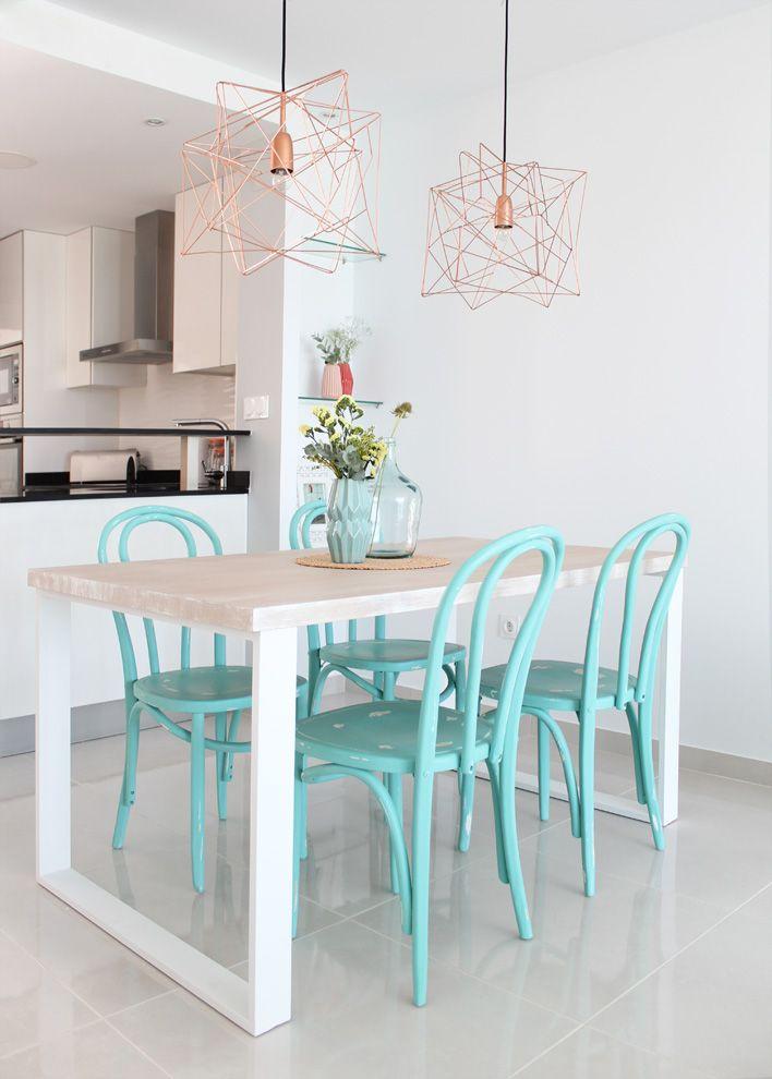 Hogares Kenay: Un apartamento con vistas al mar | Decoracion