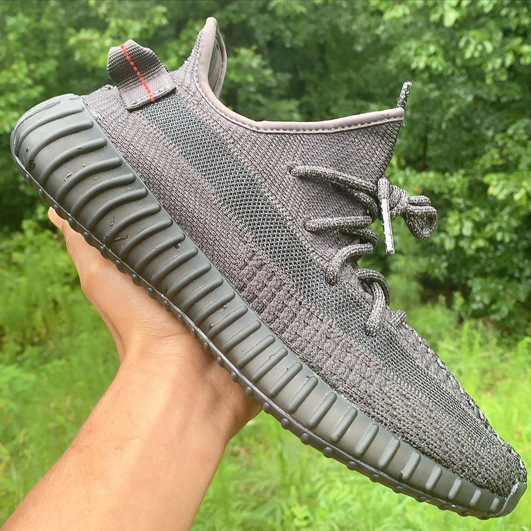 yeezy static non reflective resell