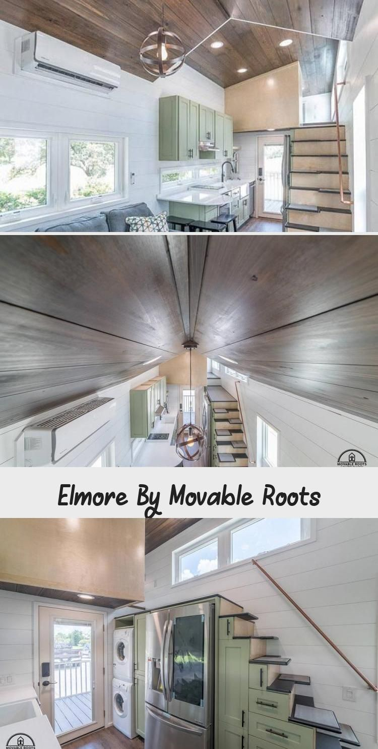 Elmore By Movable Roots With Images Tiny House Stairs