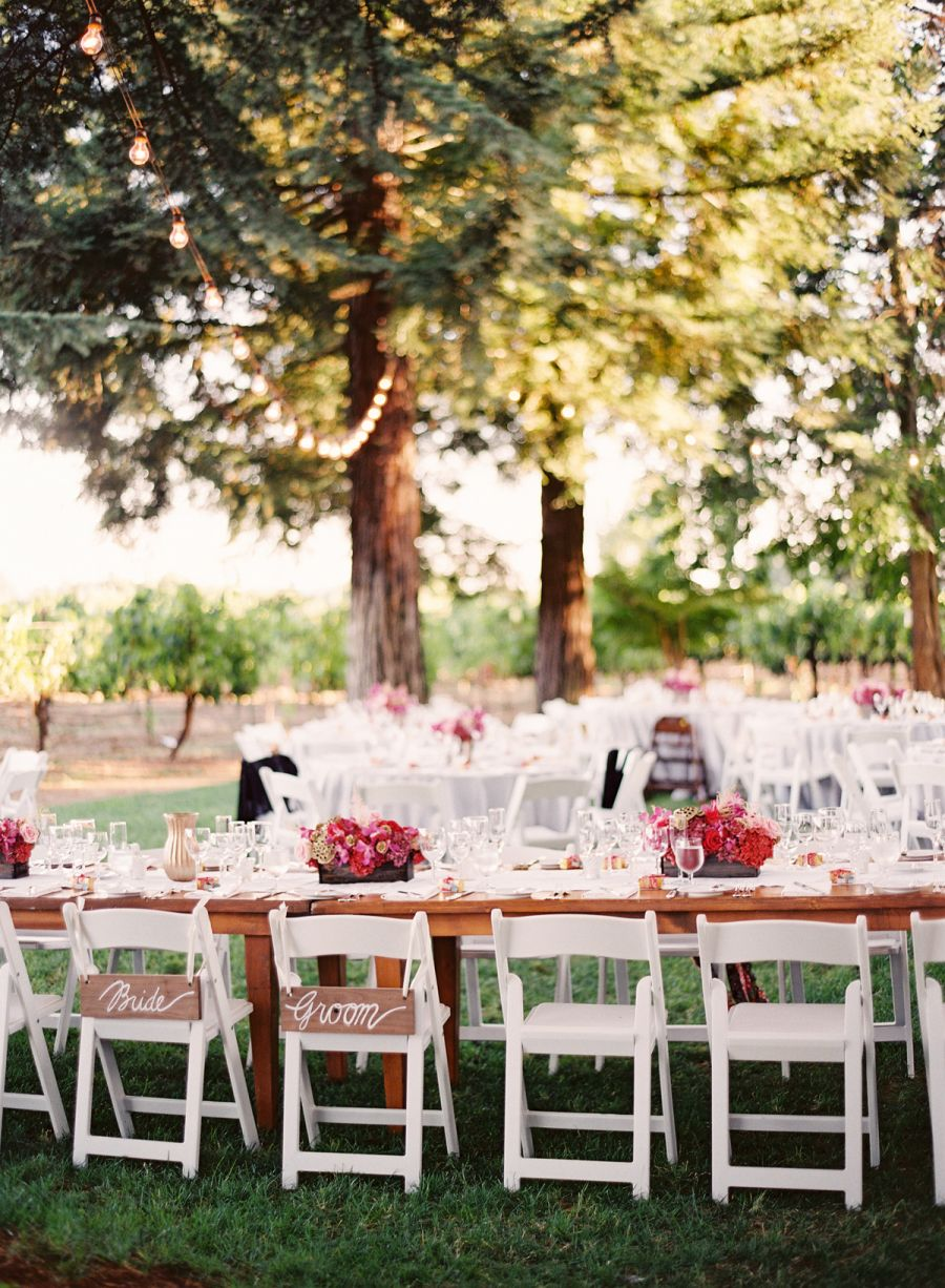 Diy Napa Valley Wedding At Andretti Winery