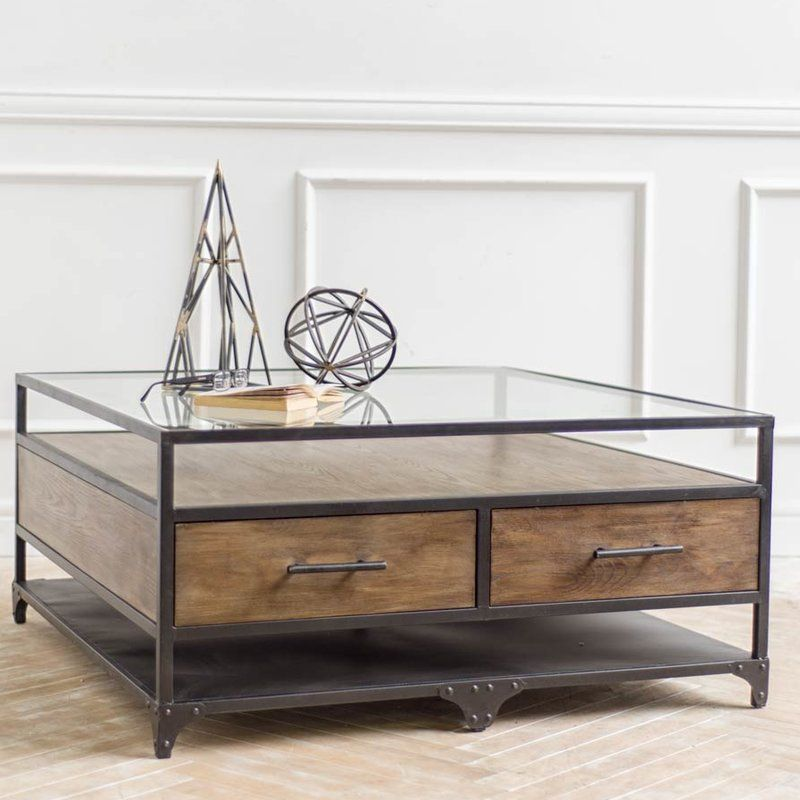 Having A Crouse Coffee Table By 17 Stories Coffee Table Modern