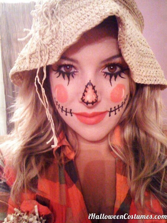 20 Seriously Cool (and Easy) Halloween Makeup Ideas Sugar skull - cool makeup ideas for halloween