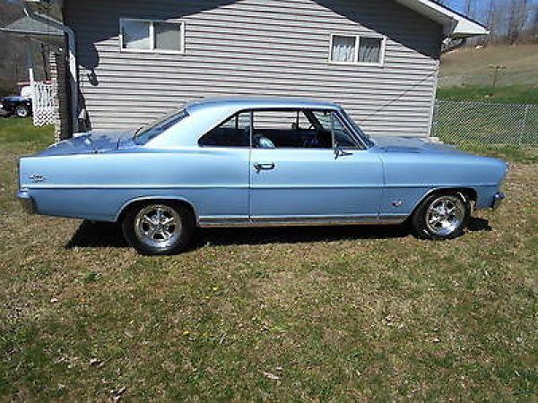 Chevrolet: Nova Super Sport 1966