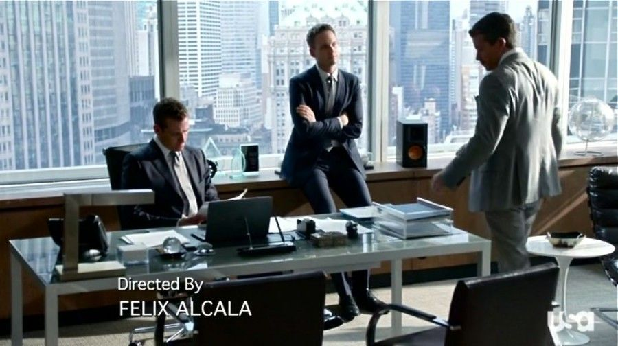 suits harvey specter office. Harvey Specter Apartment Suits Office