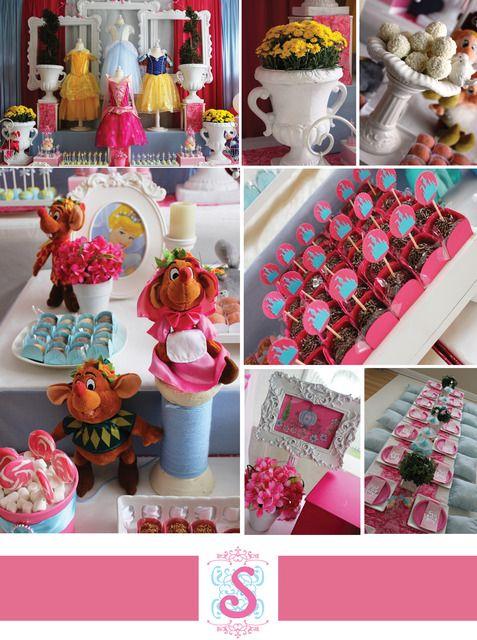 "Photo 11 of 15: Disney Princess / Birthday ""Princess Hyca""   Catch My Party"