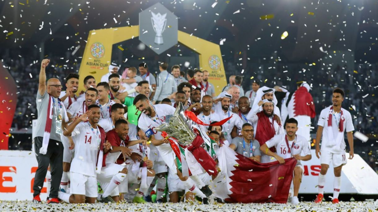 Qatar World Cup 2022 Hosts Just Won The 2019 Asian Cup Are They Better Than We Thought World Cup 2022 World Cup Best