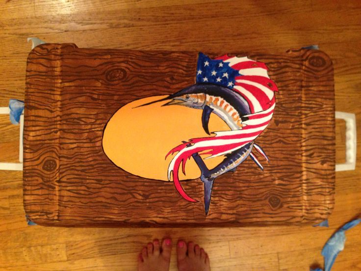 Cooler Painting Ideas For Guys Google Search Cooler Painting Formal Cooler Ideas Fraternity Coolers