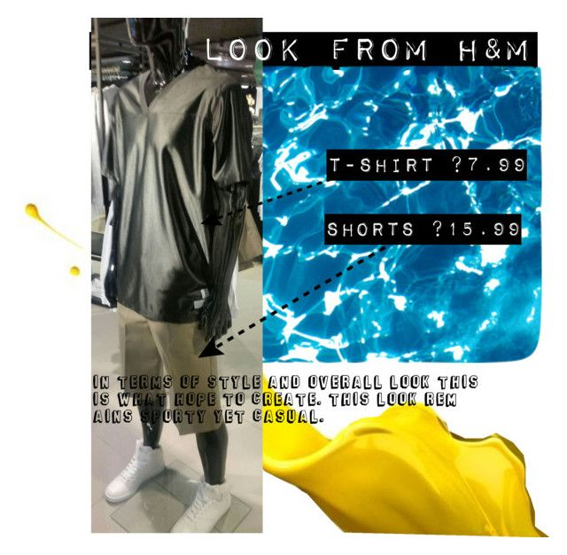 """""""Untitled #4"""" by moniquegayle on Polyvore featuring men's fashion and menswear"""