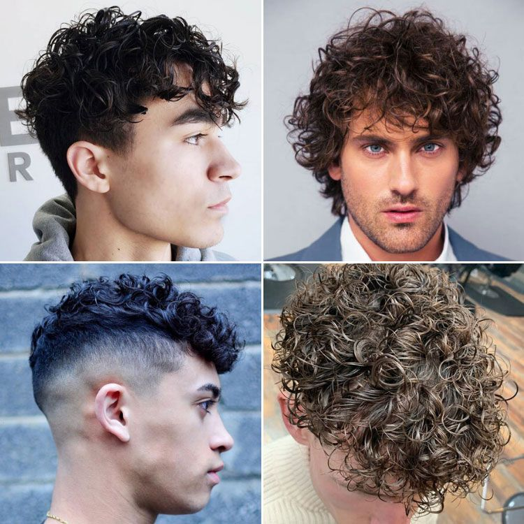 40 Best Perm Hairstyles For Men 2021 Styles Permed Hairstyles Hair Styles Curly Hair Styles