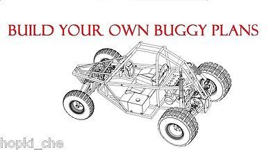 OFFROAD BUGGY PLANS - 4x4 QUAD BIKE ATV HOVERCRAFT HOW TO