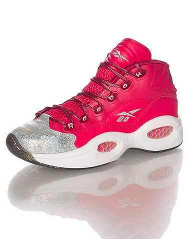 #FashionVault #reebok #Girls #Footwear - Check this : REEBOK GIRLS Red Footwear / Running for $95.77 USD