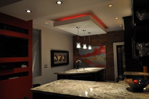 Wonderful Kitchen False Ceiling Get This Design | Kitchen Design Part 11
