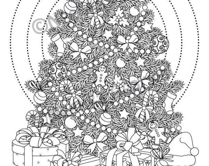 Christmas Snow Globe Coloring Page Christmas Coloring Sheets Coloring Pages Christmas Coloring Pages