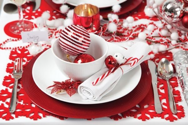 christmas table decorations ideas. 43 christmas table settings
