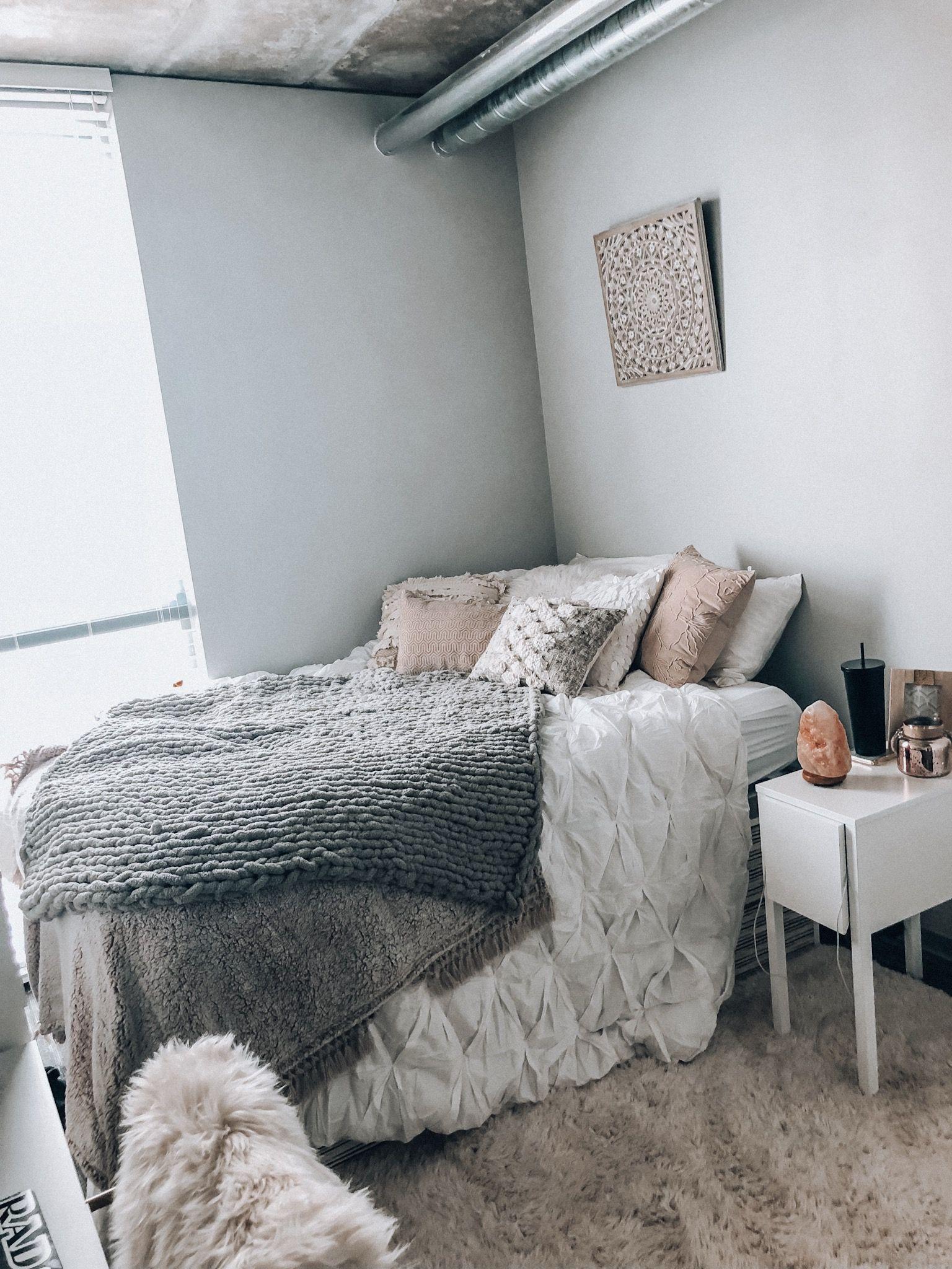 #college #apartment #bedroomideas #decor #bedroomdecor # ...