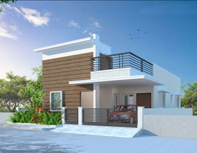 Image result for elevations of independent houses pavan for Independent house elevation photos