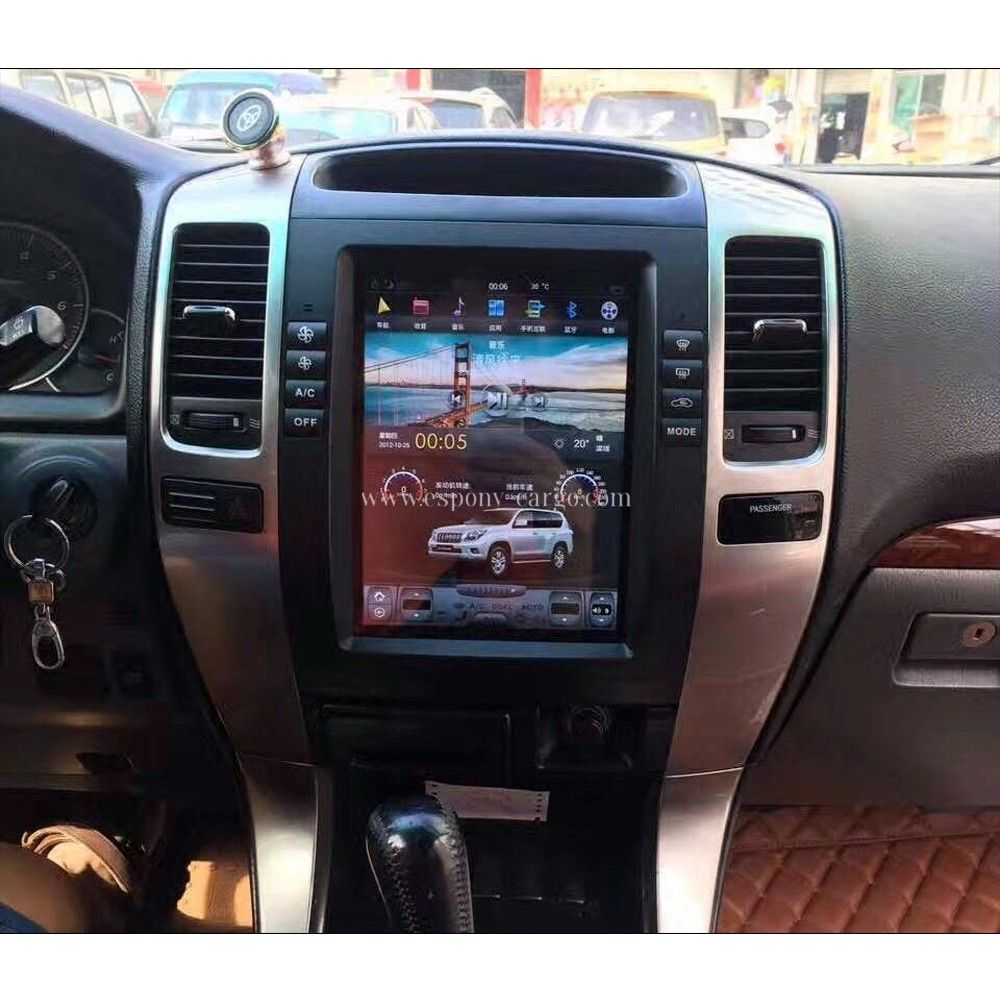 10 4 Tesla Style Vertical Hd Screen Android Navigation