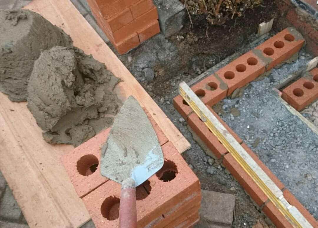 Setting Out Brick Settings Triangle