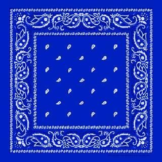 Blue Bandana Blue Bandana Background Head wrap scarf