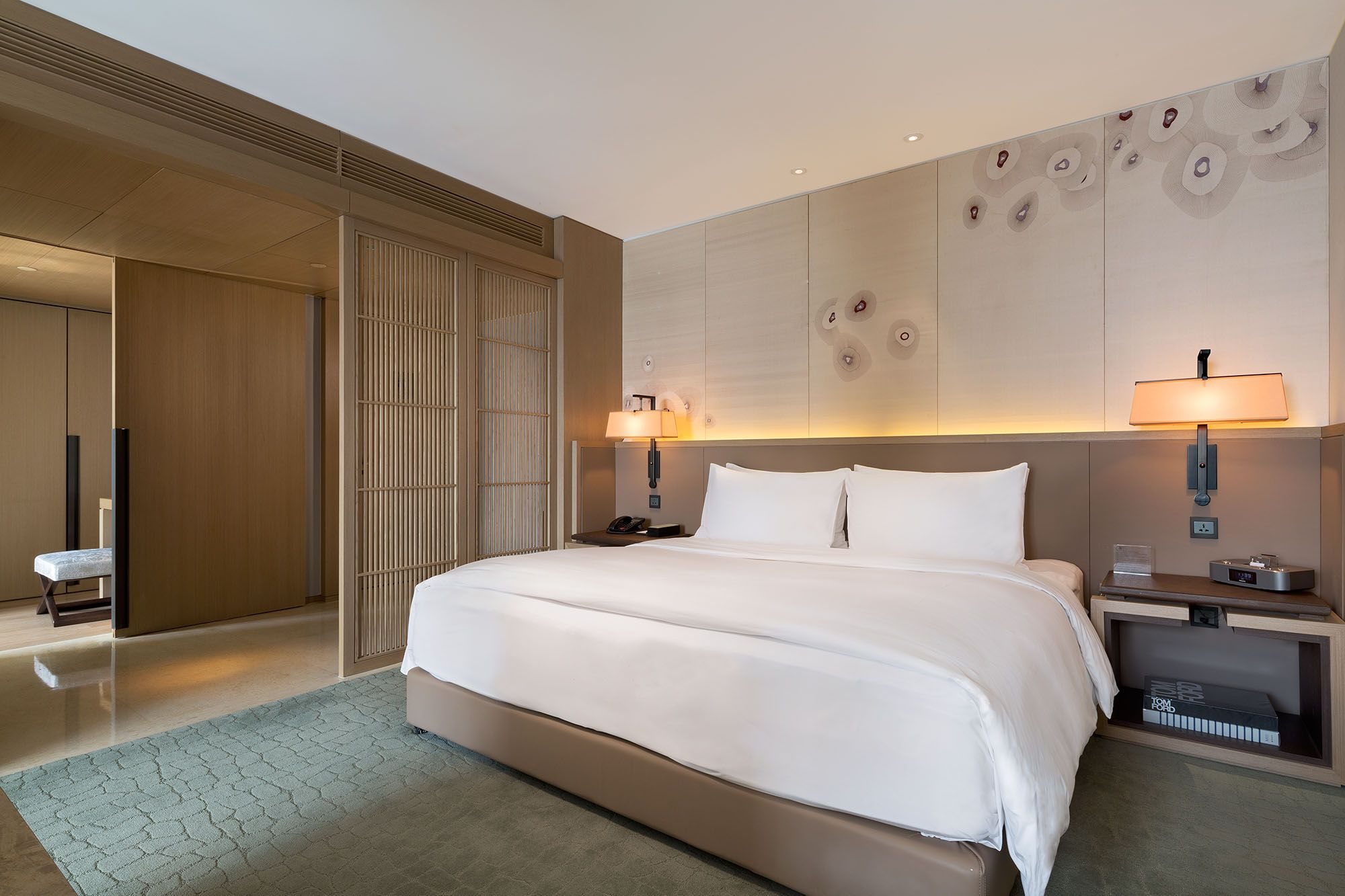 The East Hotel in HangZhou design by