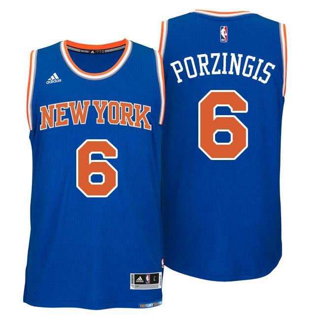 Air Jordan # 6 New York Knicks