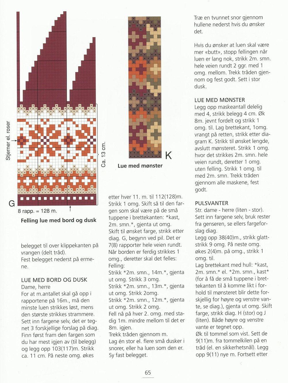 Pin de Ewa Kopka-Nowakowska en Far Isle, Norwegian, Aztec and other ...