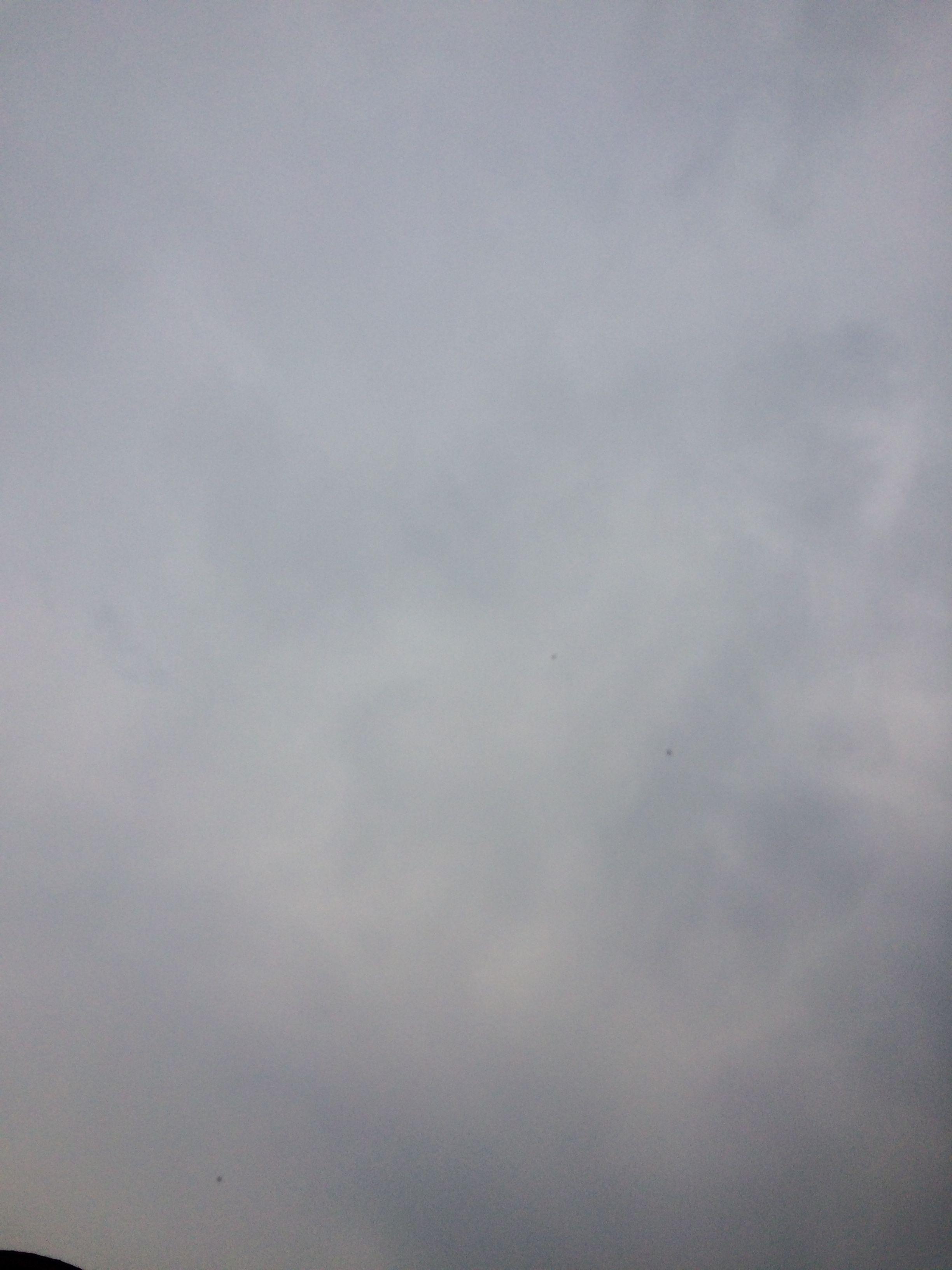 2017년 4월 25일의 하늘 #sky #cloud
