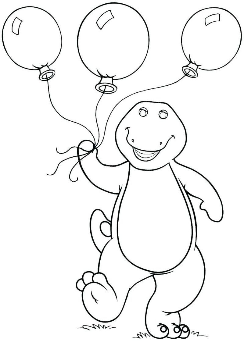 Barney And Friends Books Printable In 2020 Birthday Coloring Pages Cute Coloring Pages Cartoon Coloring Pages