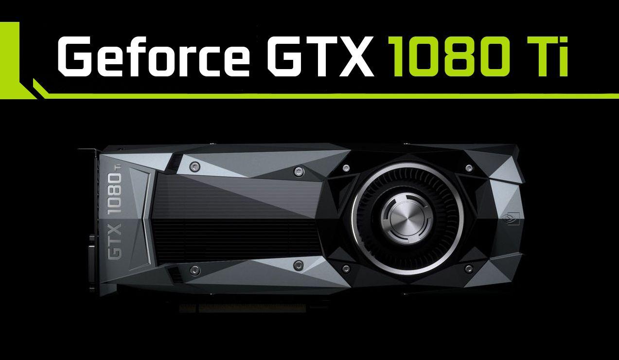 Nvidia Ha Presentato La Nuova Geforce Gtx 1080ti Nvidia Graphic Card Best Gpu