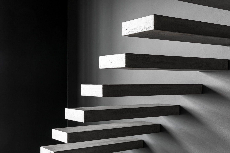 Zwevende Trap Kosten : Prijs betonnen trap