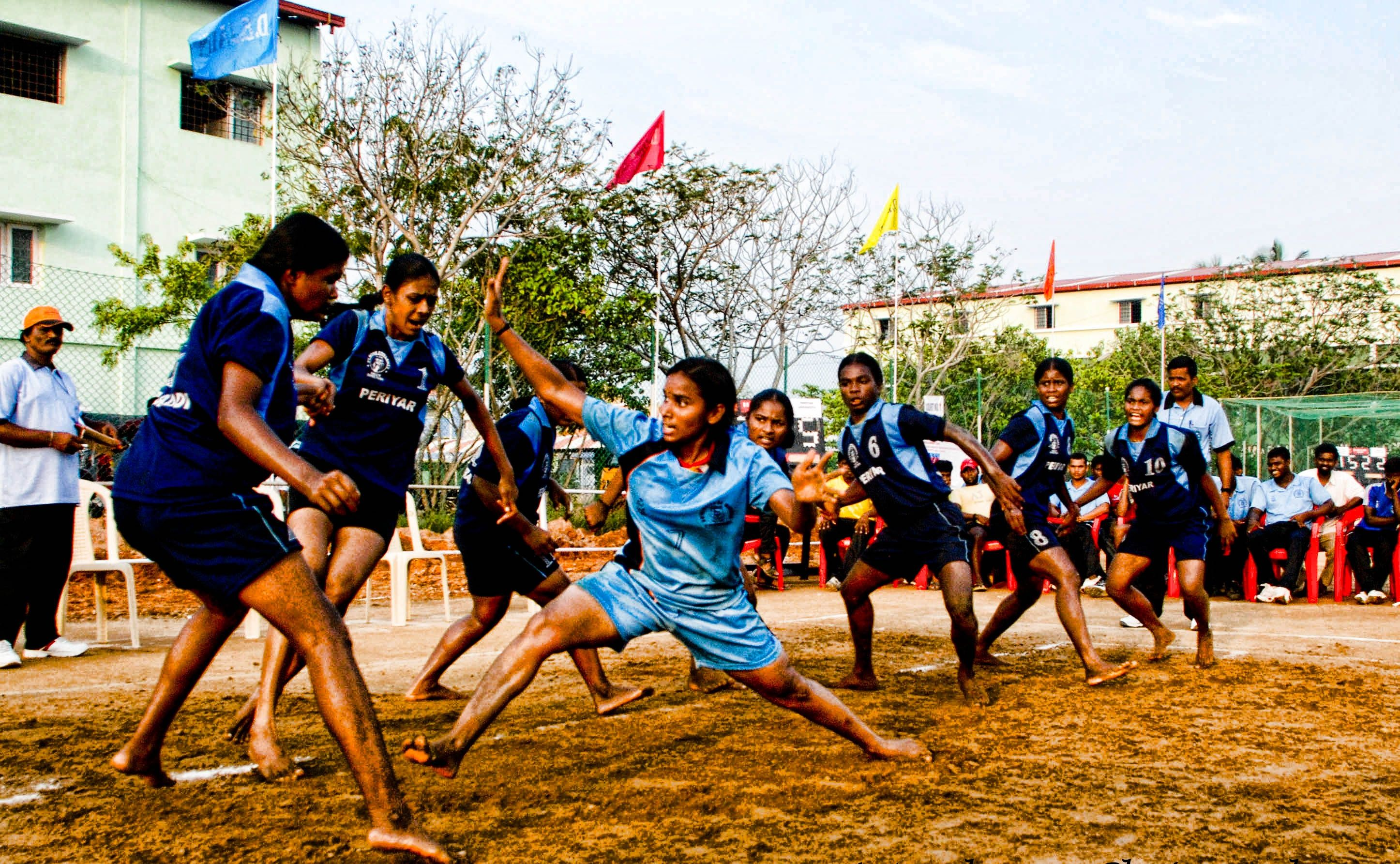 Kabbadi In Tamil Nadu Gym Games For Kids Playground Games Gym Games