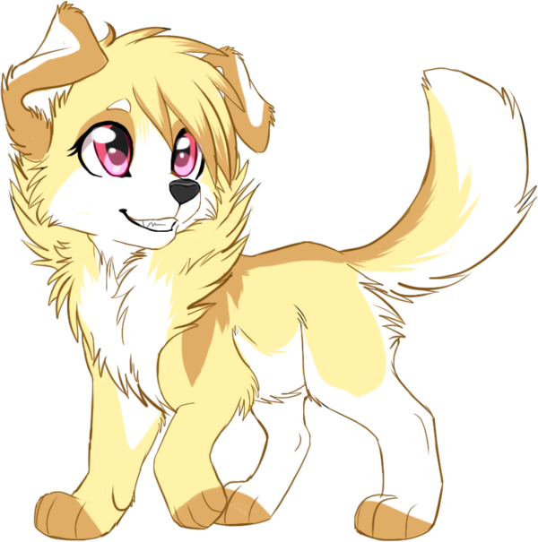 Flat Color Chibi Commission Turntechno Cute Wolf Drawings Animal Drawings Furry Art