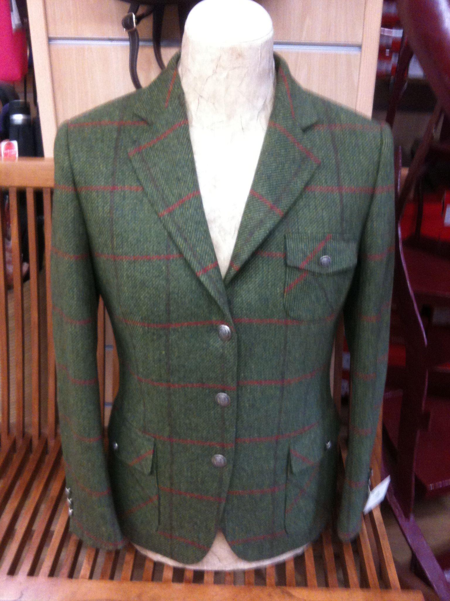 Chaqueta en lana 100% Marca España