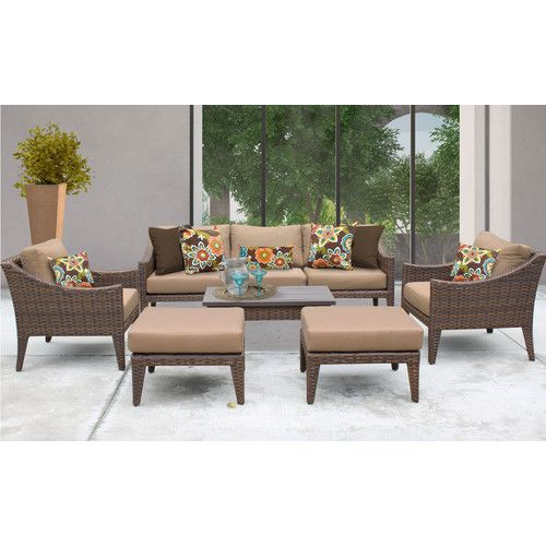 Found It At Joss U0026 Main   8 Piece Monaco Patio Seating Group