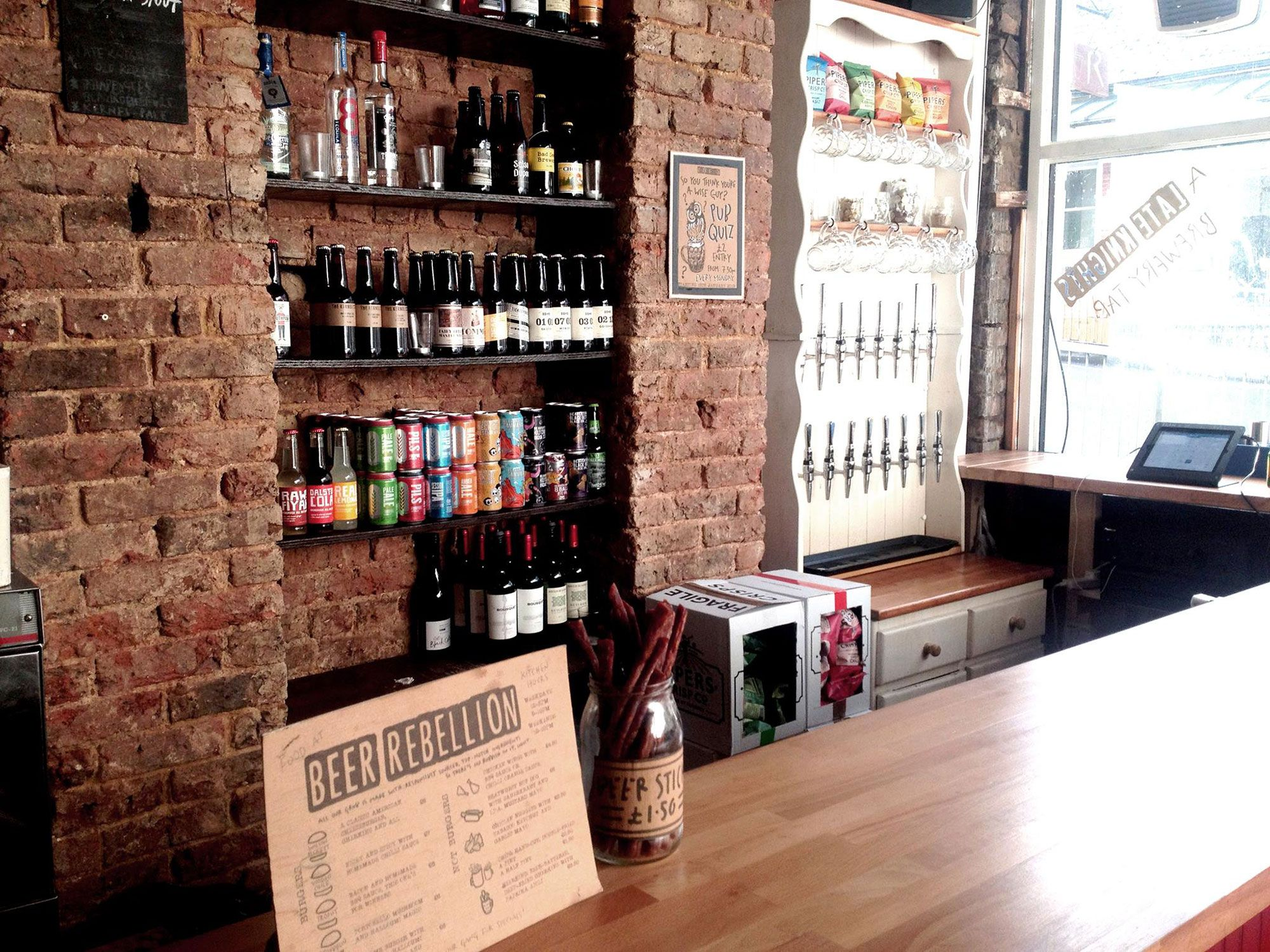 Five important beer trends to whet your whistle Beer pub