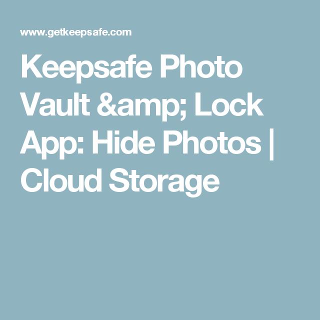 Keepsafe Photo Vault & Lock App Hide Photos Cloud