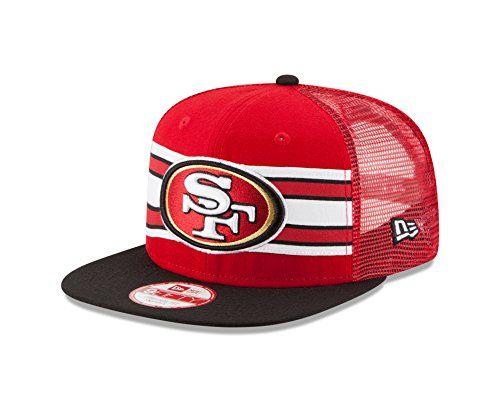 San Francisco 49ers Trucker Hat  a9bf20152e9