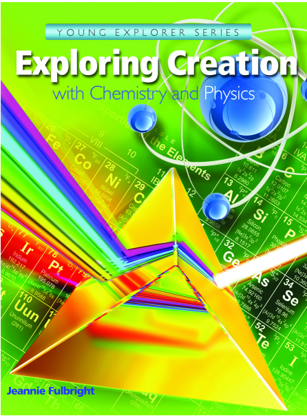 TOS Review: Apologia Exploring Creation with Chemistry and Physics | kingdomacademyhomeschool