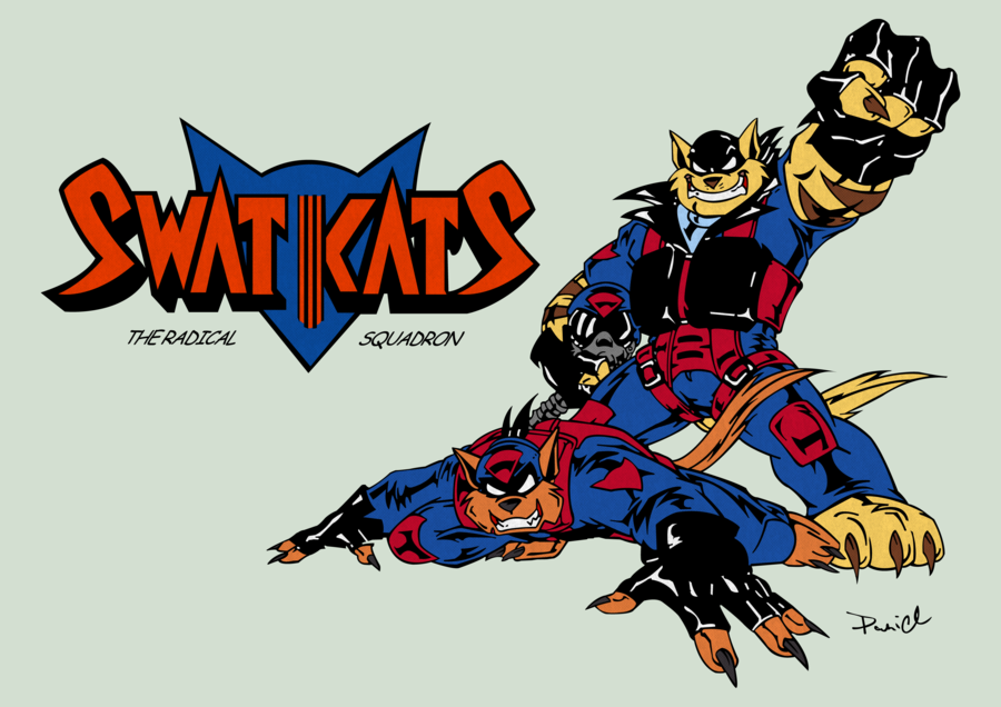 swat kats cartoons and  ics pinterest swat