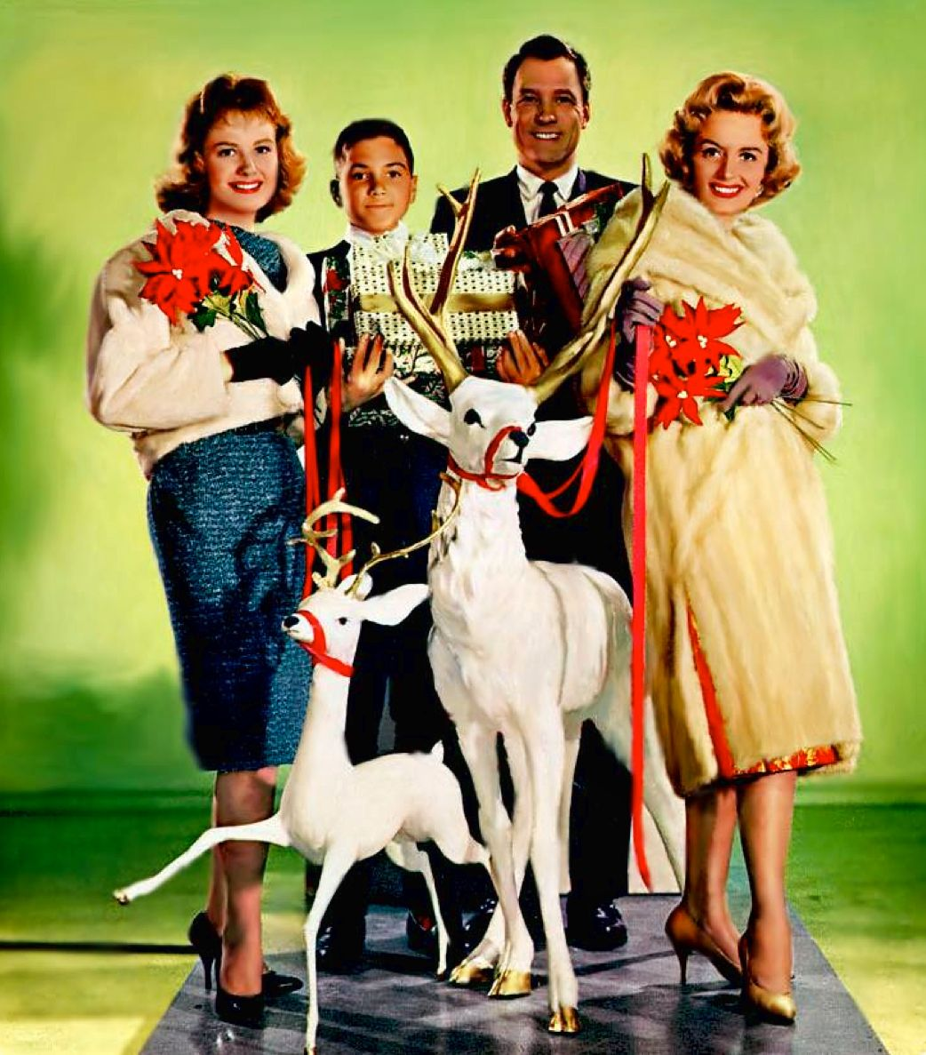 Love It Or List It Vancouver Mary Calvin: The Donna Reed Show (1958-66, ABC)