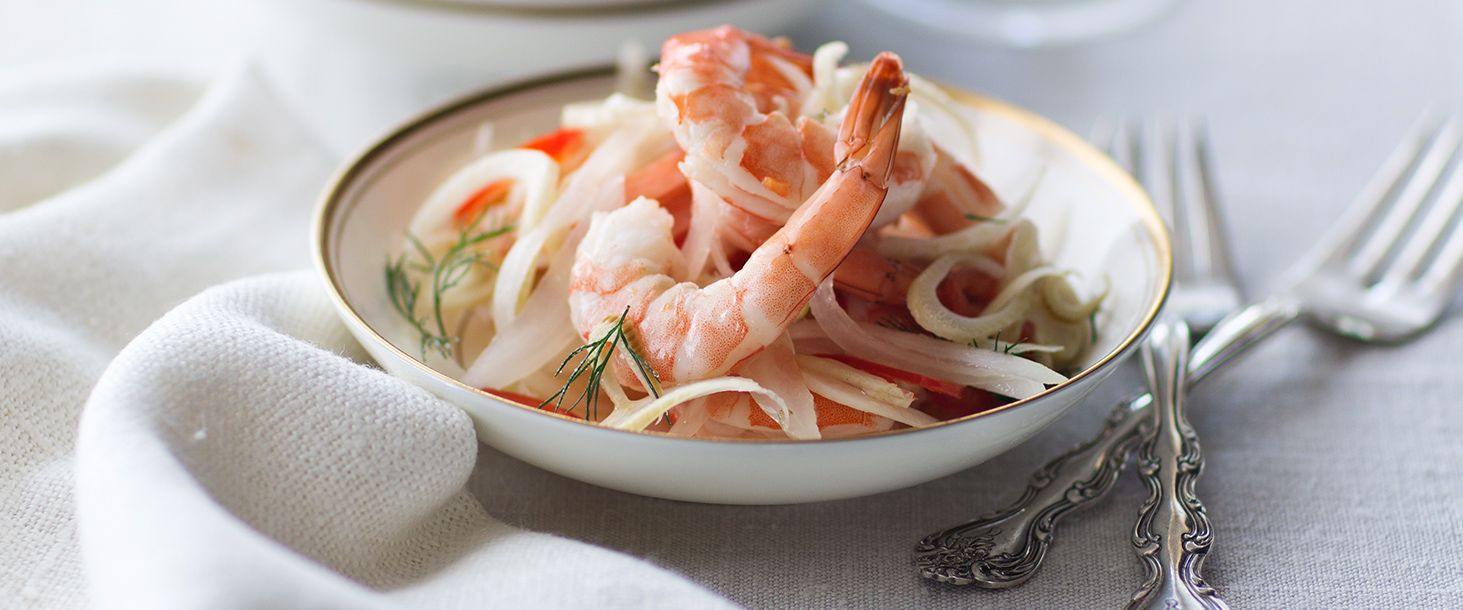 Citrus pickled shrimp cooking with curtis how to cook