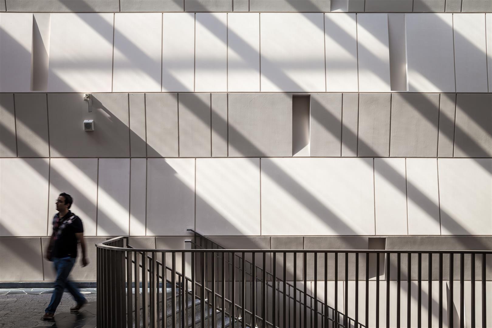 Stephen Riady Centre at NUS U-Town, Singapore by DP Design
