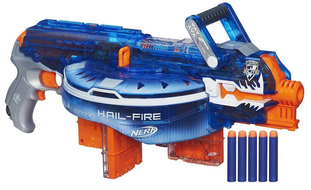 ... Multicolor Nerf N-Strike Mega Tri-Break, Multicolor