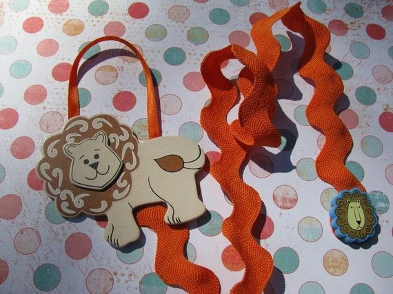 LION Hair Clip and Barrette and Hair Accessory Organizer