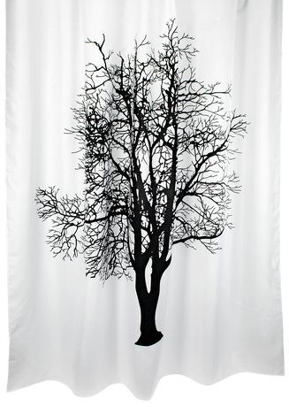 Douchegordijn MARIEBY 180x200 KRONBORG | badkamer | Pinterest ...