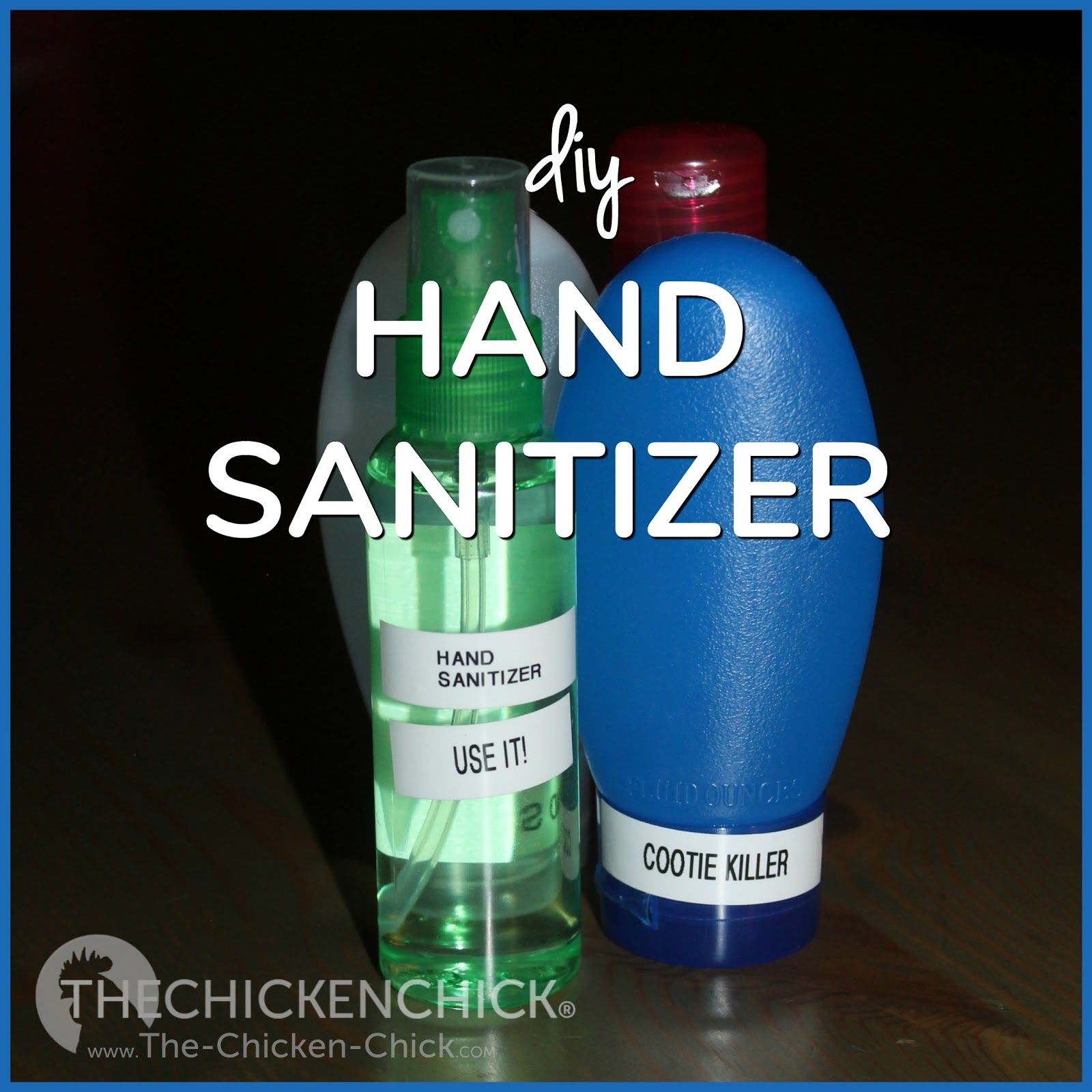 Homemade Hand Sanitizer Wipes Diy Chicken Coop Portable