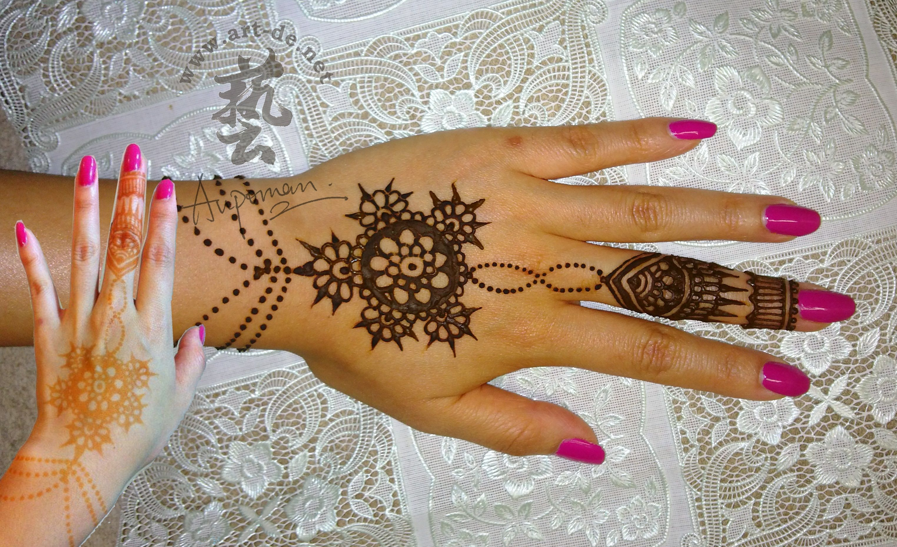 Easy Henna Tattoos Tumblr | Miscarriage Signs · Sgt ...