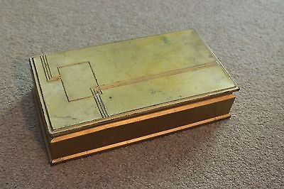#State #express cigarette's tin box vintage art deco style #1930/40s,  View more on the LINK: http://www.zeppy.io/product/gb/2/351932487718/